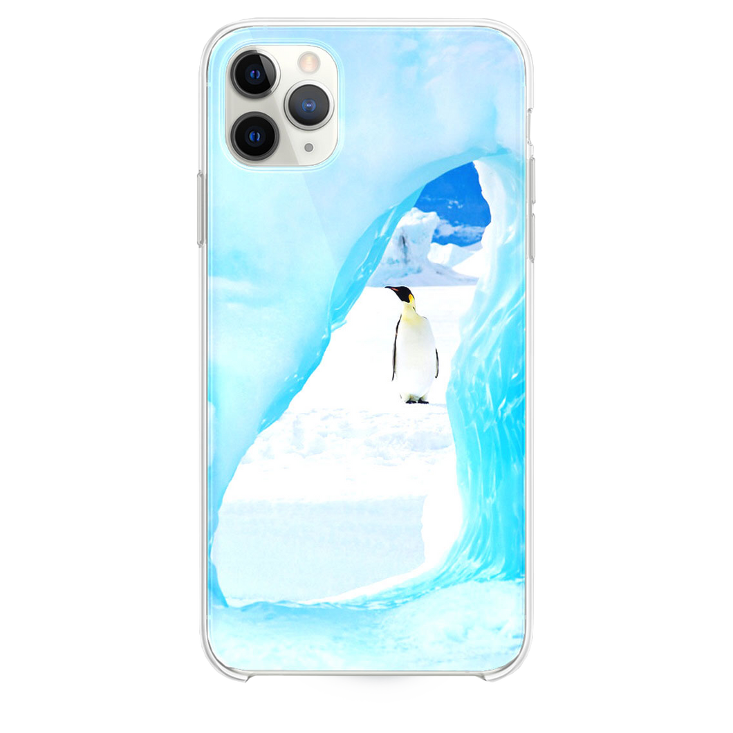 Cute Penguin iPhone 11 Pro Max case