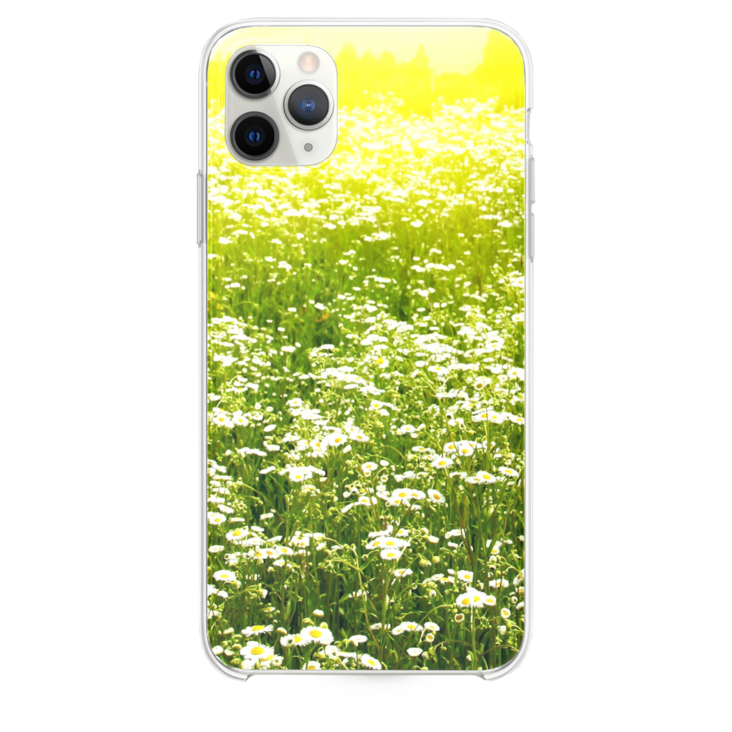 Daisy Filed Landscape iPhone 11 Pro Max case