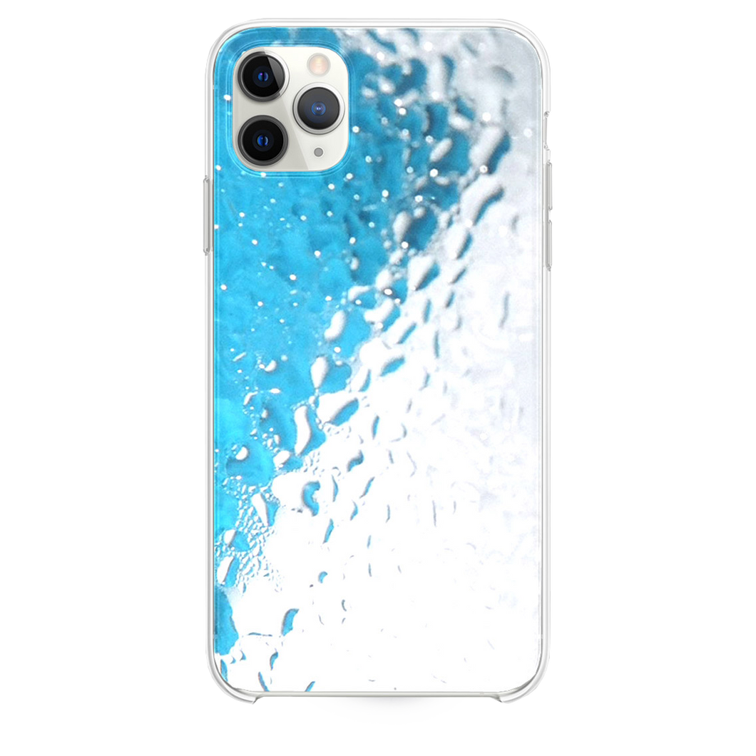 Dew Wet Glass iPhone 11 Pro Max case