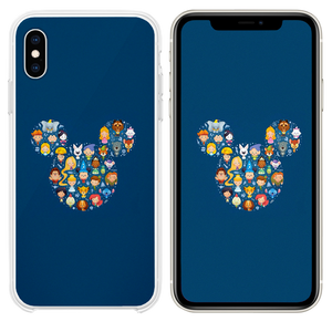 Disney art character cute iPhone XS case