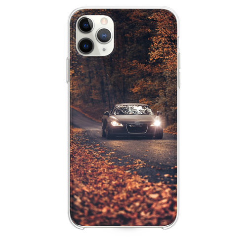 Fall Drives on Country Roads iPhone 11 Pro Max case