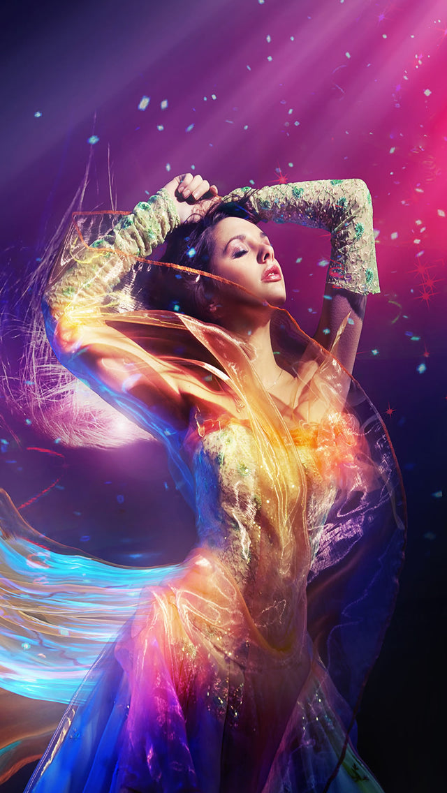 Fantasy Girl Iphone 11 Pro Max Wallpaper