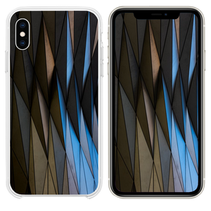 gray building iPhone XS case