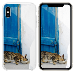 Greece iPhone XS case