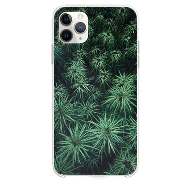 green plants at daytime iPhone 11 Pro Max case