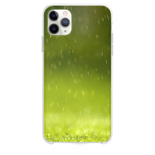 Load image into Gallery viewer, Green Rain Nature iPhone 11 Pro Max case