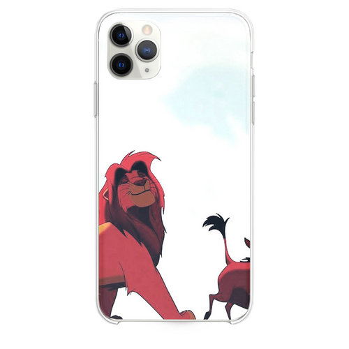 Hakuna Matata Disney Lionking Illust Art iPhone 11 Pro Max case
