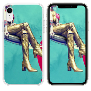 harley quinn birds of prey 4k 2020 iPhone XR case