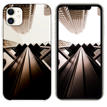 Load image into Gallery viewer, high rise building iPhone 11 case