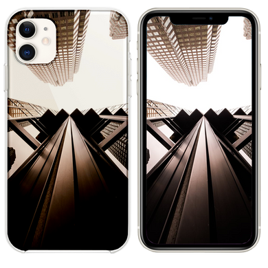 high rise building iPhone 11 case