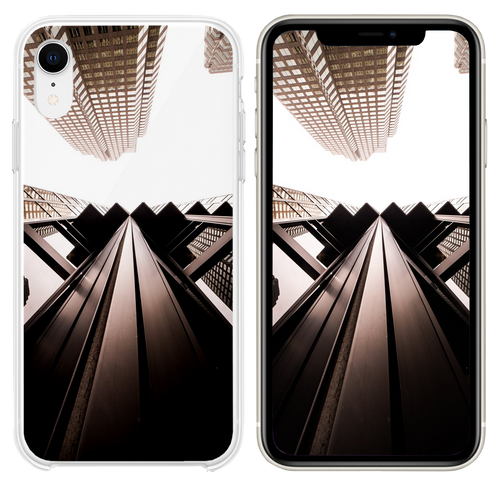 high rise building iPhone XR case