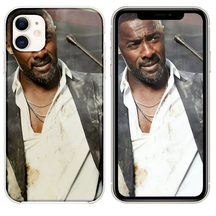 hobbs and shaw idris elba iPhone 11 case
