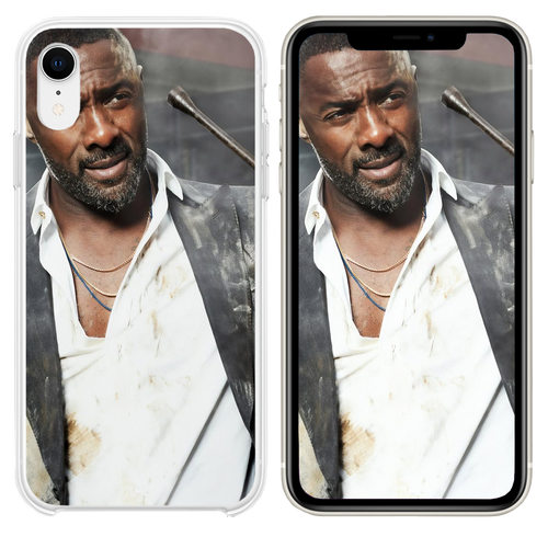 hobbs and shaw idris elba iPhone XR case