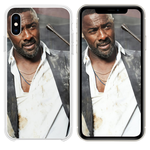 hobbs and shaw idris elba iPhone XS case