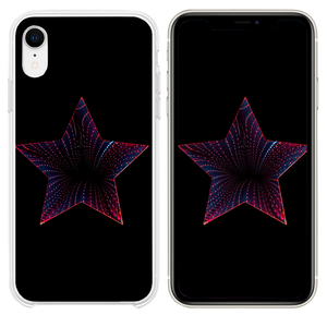 Infinity star iPhone XR case