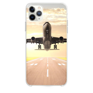 Jet Plane Taking Off iPhone 11 Pro Max case