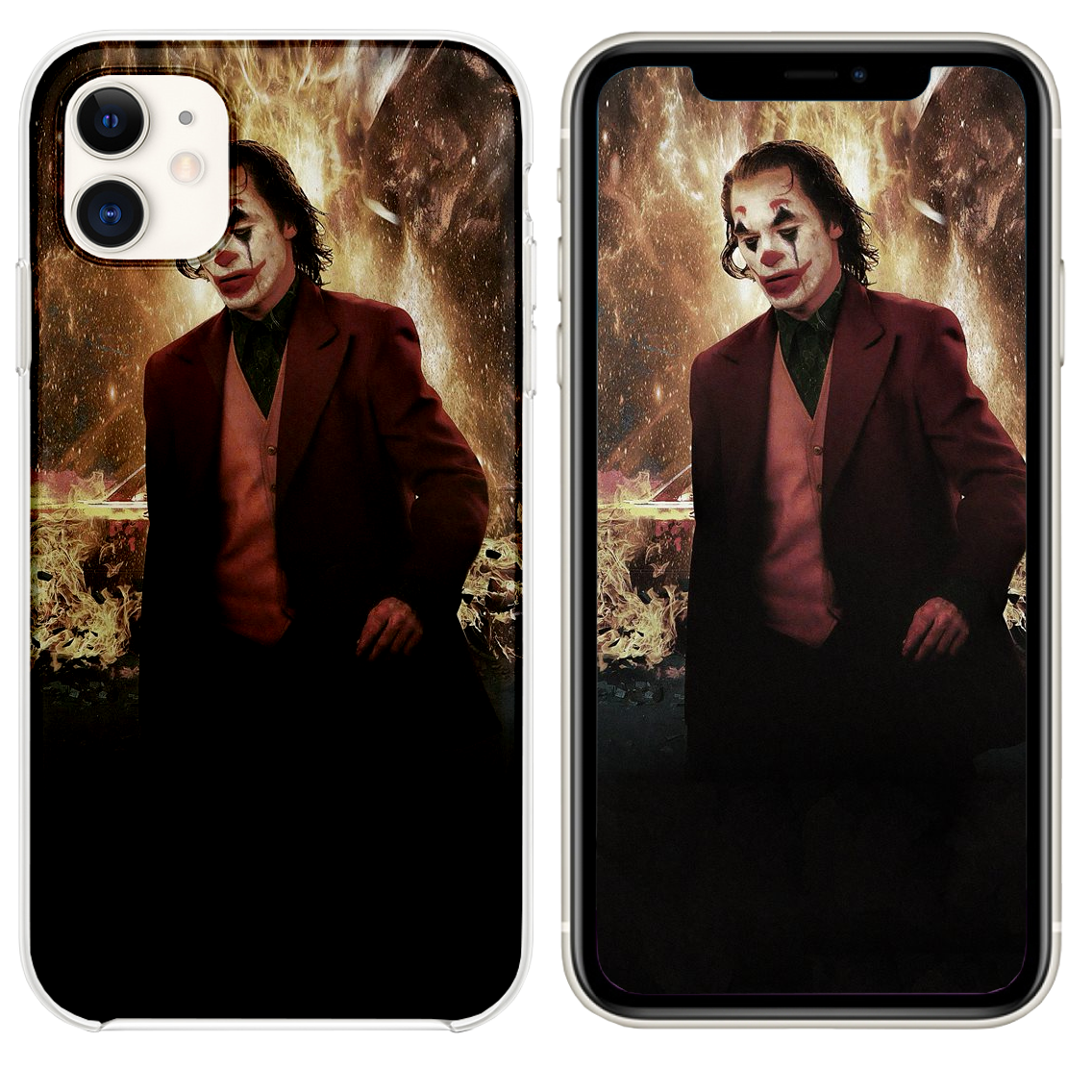 Terkeren 30 Joker Wallpaper 4k Iphone Xs Max