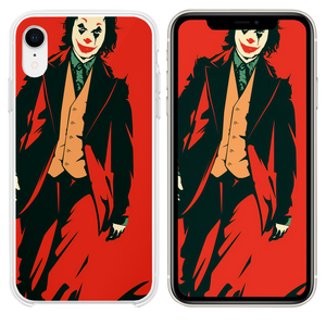 joker red 4k iPhone XR case