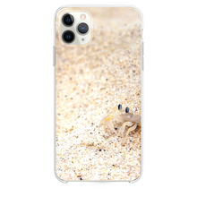 Load image into Gallery viewer, Little Crab On Beach iPhone 11 Pro Max case