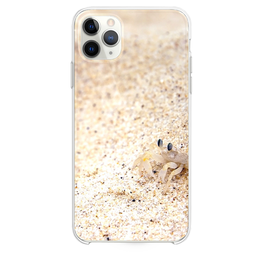 Little Crab On Beach iPhone 11 Pro Max case