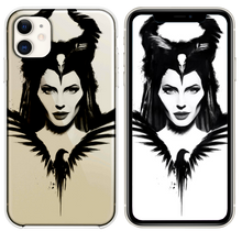 Load image into Gallery viewer, maleficent mistress of evil poster 4k iPhone 11 case