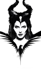 maleficent mistress of evil poster 4k iPhone 11 HD wallpaper
