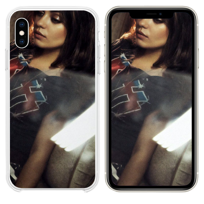 mila kunis 2019 iPhone XS case
