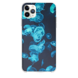 Moon Jellyfishes iPhone 11 Pro Max case