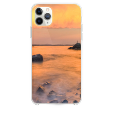 Load image into Gallery viewer, Nature Mist Rock Sea iPhone 11 Pro Max case