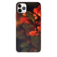 Load image into Gallery viewer, Nature Red Leaf Macro iPhone 11 Pro Max case