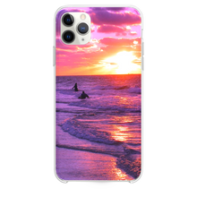 Load image into Gallery viewer, Nature Red Sunset Landscape iPhone 11 Pro Max case