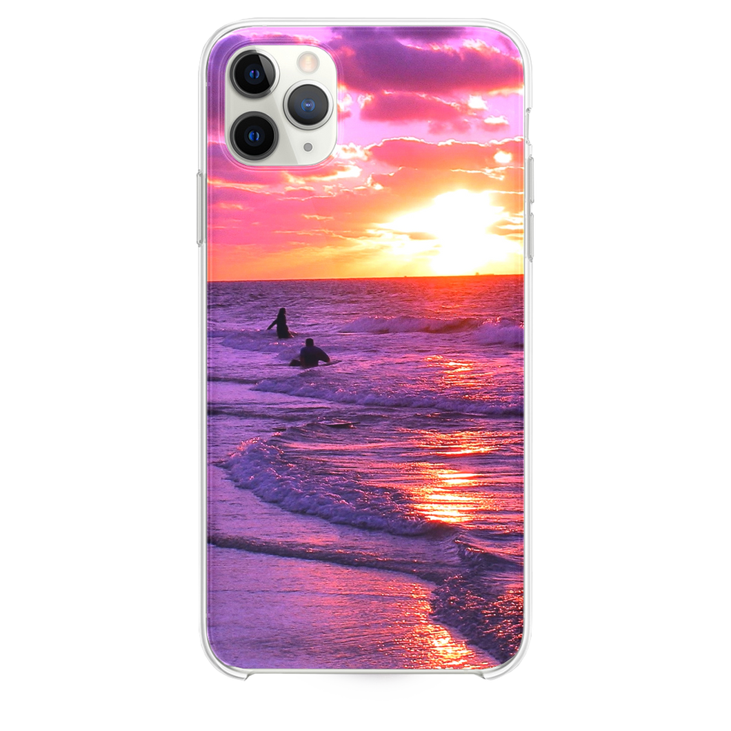Nature Red Sunset Landscape iPhone 11 Pro Max case