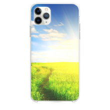 Load image into Gallery viewer, Nature Sunshine Grassland Field iPhone 11 Pro Max case