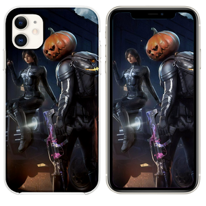 pubg halloween iPhone 11 case