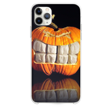 Load image into Gallery viewer, Pumpkin Big Grin Halloween iPhone 11 Pro Max case