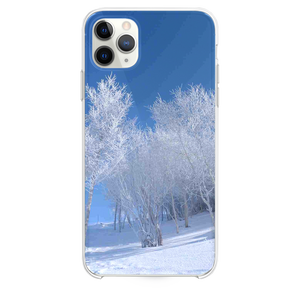 Pure Snowy Forest iPhone 11 Pro Max case
