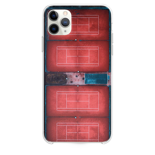 red court illustration iPhone 11 Pro Max case