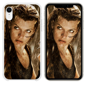 resident evil afterlife 5k iPhone XR case
