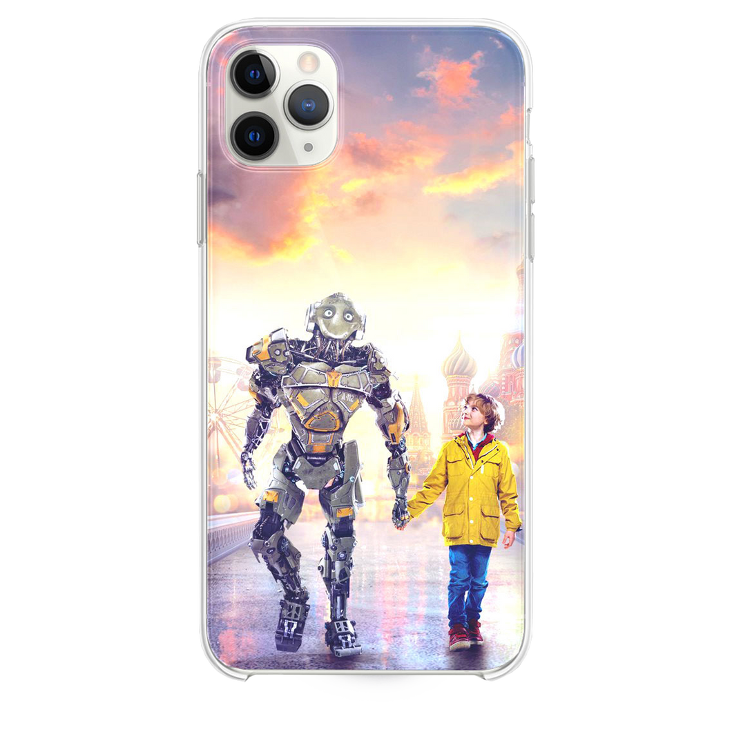 robo 2019 movie iPhone 11 Pro Max case