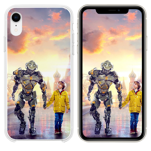 robo 2019 movie iPhone XR case