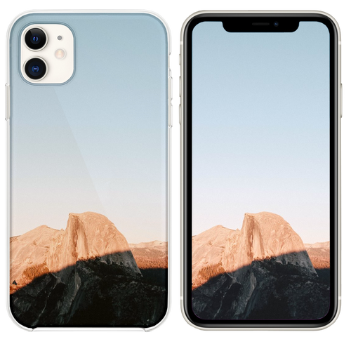 rocky mountain photography iPhone 11 case
