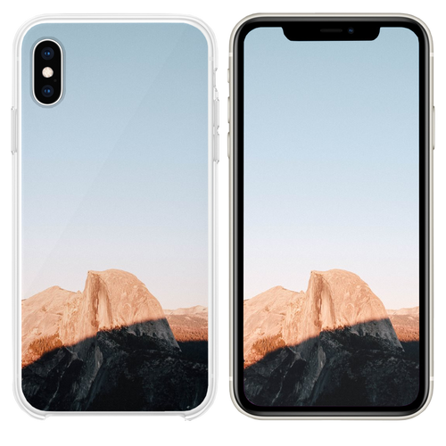 rocky mountain photography iPhone XS case