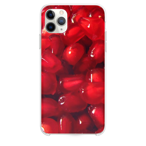 Saeed Pomegranate Fruit iPhone 11 Pro Max case