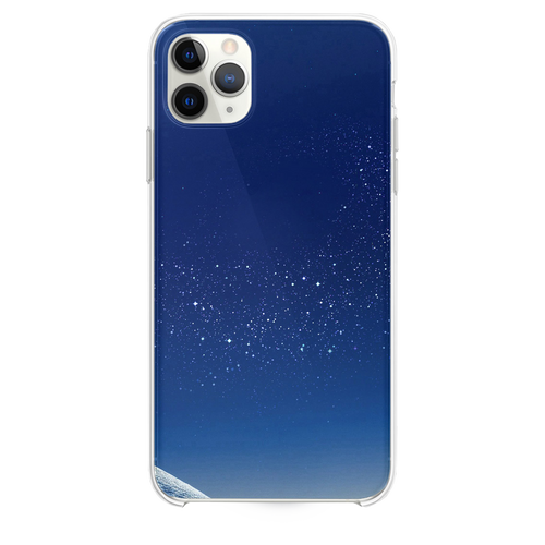 Samsung Blue Galaxy S8 Space Pattern Background iPhone 11 Pro Max case