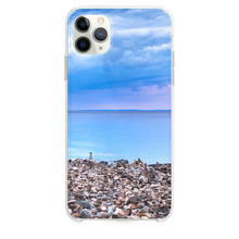 Load image into Gallery viewer, Seaside Pebble Piles iPhone 11 Pro Max case