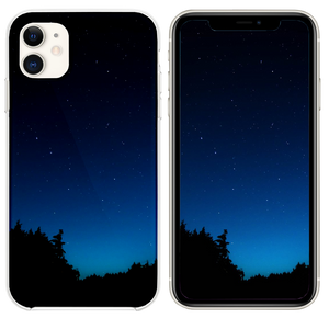 sky at night iPhone 11 case