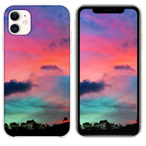 Building Clouds iphone 11 case