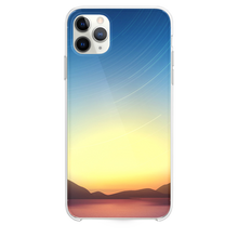 Load image into Gallery viewer, Star Trails Lake Dusk iPhone 11 Pro Max case