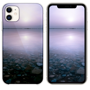 stones and body of watr iPhone 11 case
