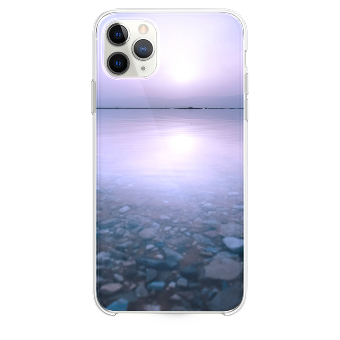 stones and body of watr iPhone 11 Pro Max case